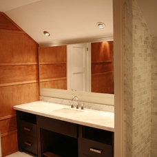 Contemporary Bathroom by Capoferro Design Build Group