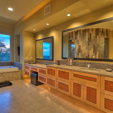 Contemporary Bathroom by Design Visions of Austin