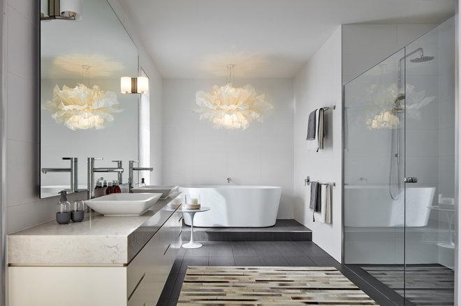 Contemporary Bathroom by Glenvill Homes
