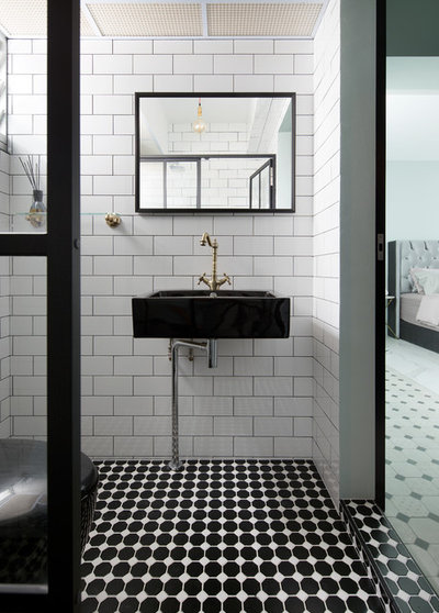 Contemporary Bathroom by The Scientist Pte Ltd