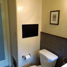 Contemporary Bathroom by Beneke Interiors
