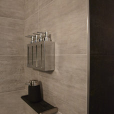 Contemporary Bathroom by Beneke Interiors