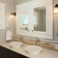 Traditional Bathroom by WILLCO