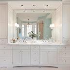 Rustic Master Bath Craftsman Bathroom Toronto By Harvest House Craftsmen
