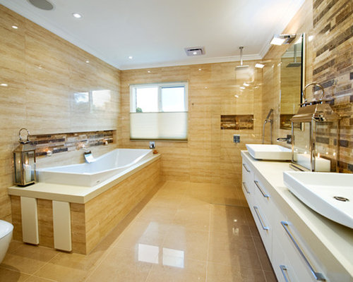 Best bathroom design houzz for Best bathroom styles
