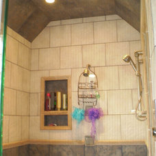 Traditional Bathroom by DHM Remodeling
