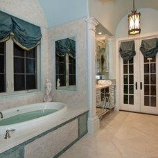 Traditional Bathroom by Bentley Premier Builders