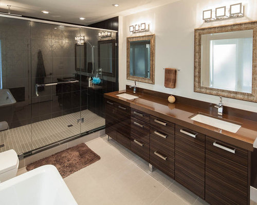 Awesome Inspiration For A Modern Bathroom Remodel In Vancouver