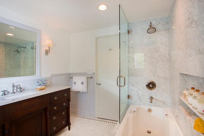 Contemporary Bathroom by thea home inc