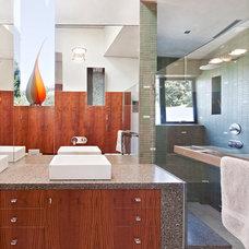 Contemporary Bathroom by WA design