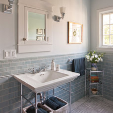 Traditional Bathroom by Moore Design Group