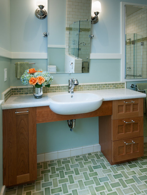 Wheel Chair Accessible Sink Home Design Ideas, Pictures, Remodel and Decor