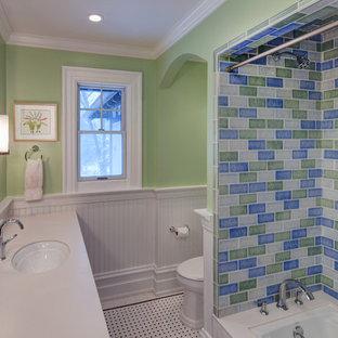 Berkshire Residence - Children's Bathroom