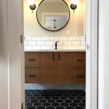Bernal Heights Gates Bathrooms