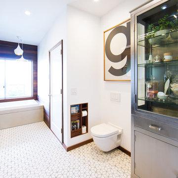 Bernal Heights Master Bath