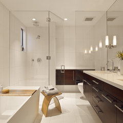 contemporary bathroom by Bruce Wright