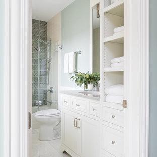 Bathroom - transitional bathroom idea in Chicago