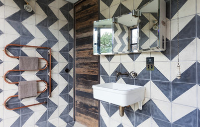 9 Naturally Beautiful Bathrooms