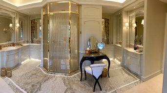 Bespoke Bill Cleyndert bathroom