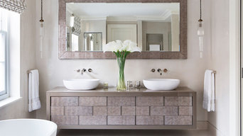 Bespoke Vanity in Townhouse Kensington London