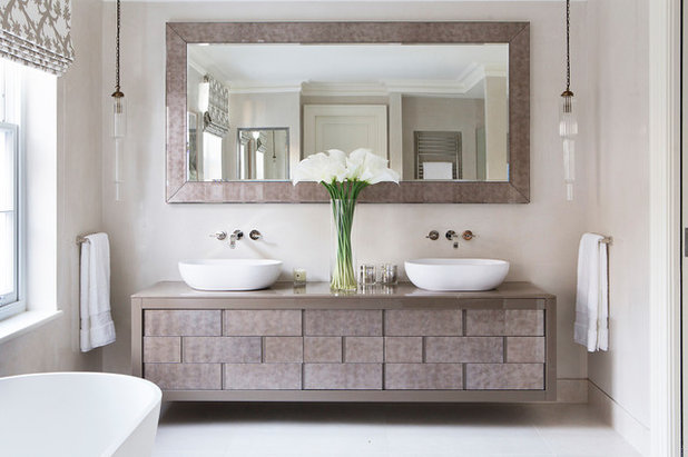Contemporary Bathroom by Stonewood