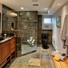 Traditional Bathroom by L.EvansDesignGroup,inc