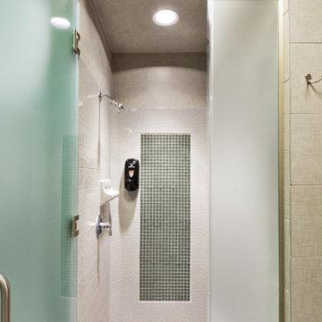Bestbath commercial shower ada shower barrier free shower