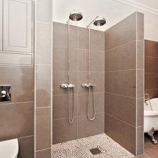 Traditional Bathroom by ACR Villa Skovly