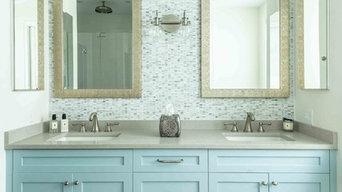 Bethany Beach, DE - Beach Style - Bathroom