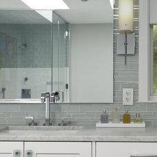 Traditional Bathroom by Aidan Design