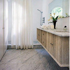 modern bathroom by Betsy Brown Inc
