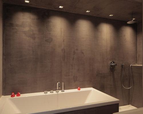 Beton Cire Wall Treatment