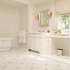Bathroom by Elizabeth Dinkel