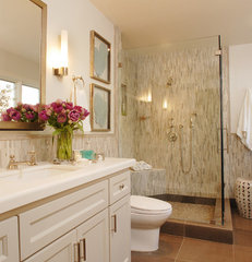 traditional bathroom by Annette English