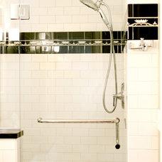 Traditional Bathroom by Ford Metro Inc