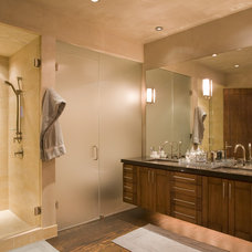 contemporary bathroom by Spot Design, Inc.