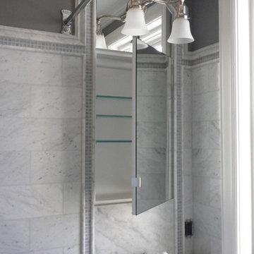 Bianco Carrara Bathroom by Val Wilson
