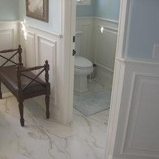 Traditional Bathroom by B. Eilers Designs