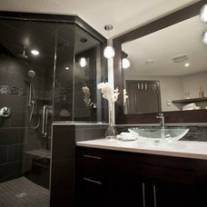 Contemporary Bathroom by Urban Abode