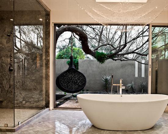 Granite Tile Shower Houzz
