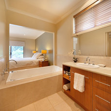 Contemporary Bathroom by Sullivan Building Services