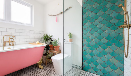 7 Ways to Bring a Touch of Colour into Your Bathroom