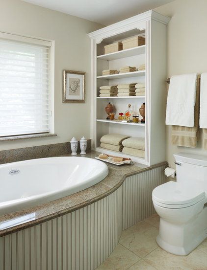 Traditional Bathroom by MainStreet Design Build