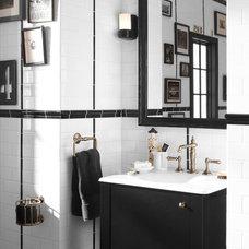 Midcentury Bathroom by Buyer's Market