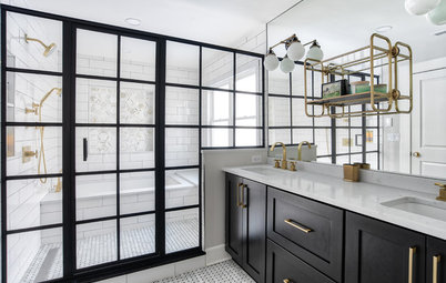 Bathroom of the Week: A Blend of Modern and Classic Style