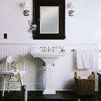 Bathroom Silhouettes