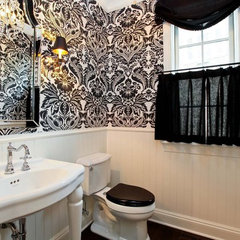 traditional bathroom by REFINED LLC