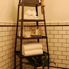 Traditional Bathroom by Shine Design