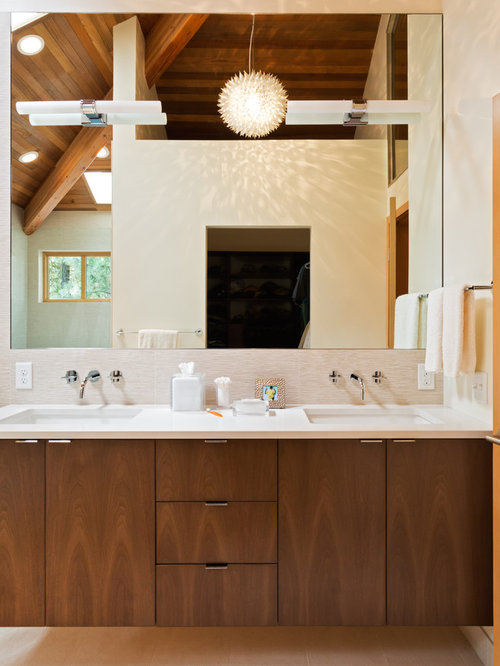 Bathrooms With Sloped Ceilings Design Ideas & Remodel Pictures   Houzz