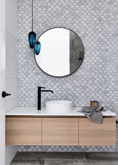 Contemporary Bathroom by InForm